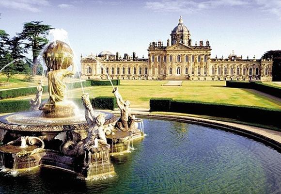Castle Howard Fountain